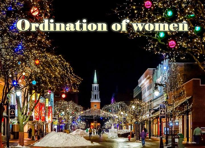 Ordination-of-women