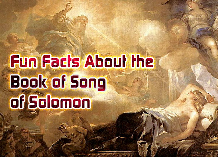 Fun Facts About the Book of Song of Solomon