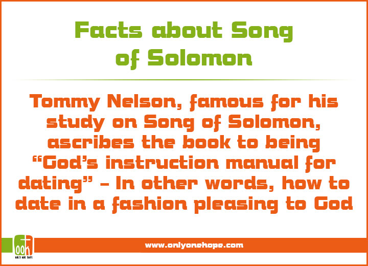 Facts About Song of Solomon