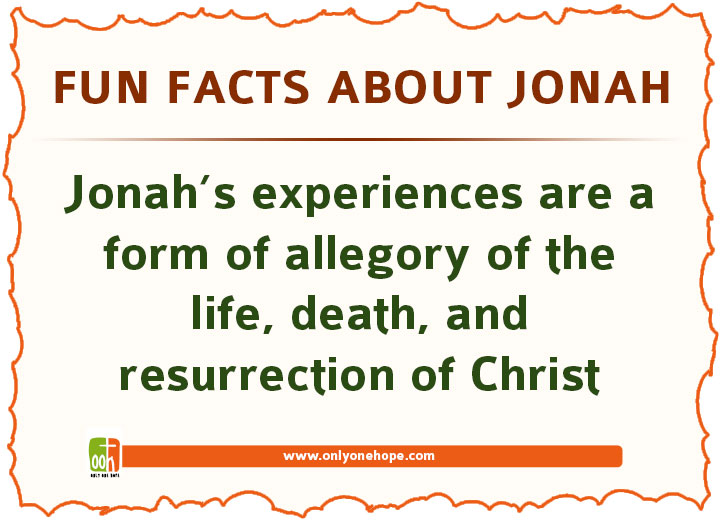 Fun Facts About Jonah