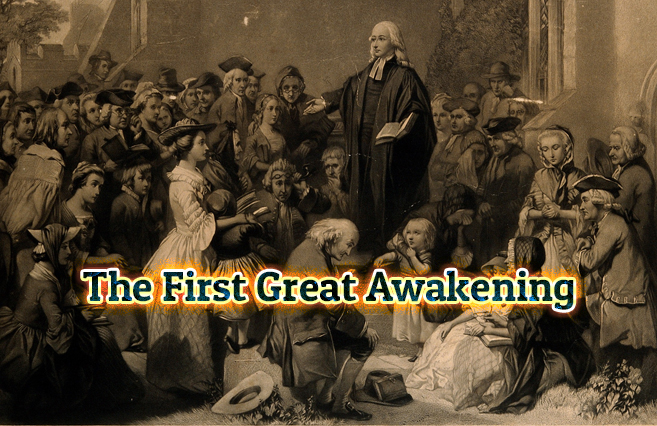 Photo of The First Great Awakening