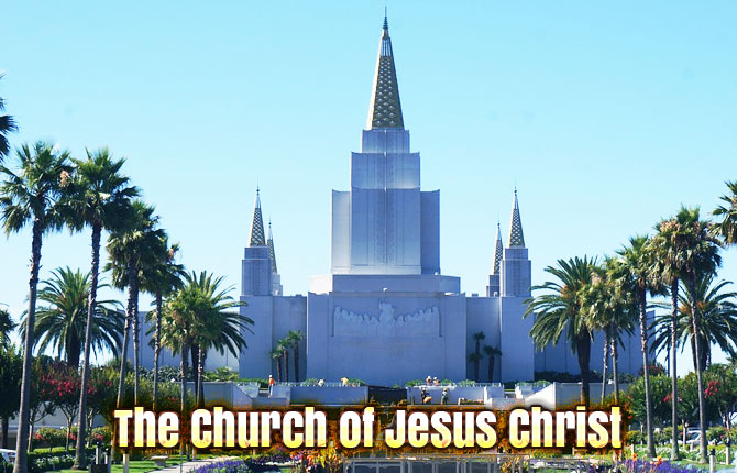 The Church of Jesus Christ of the Latter Day Saints