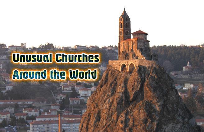Unusual Churches around the World
