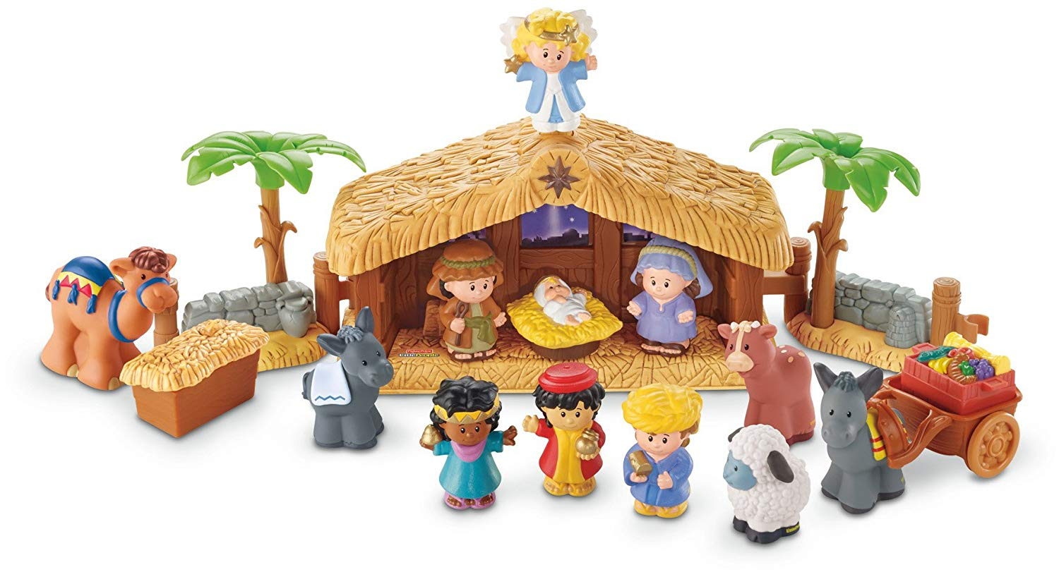 Nativity Set     Little People
