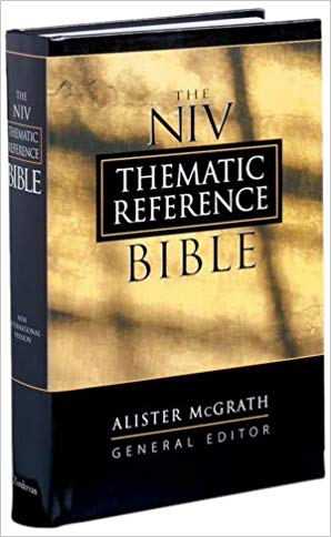 Thematic Reference Bible