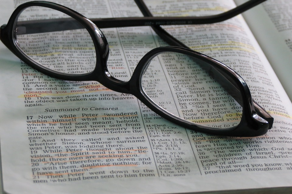 Photo of Word Study Bible Study Method