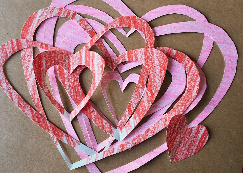 Bible Arts and Crafts for Valentine's Day