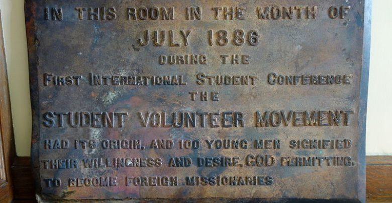 Photo of What was the Student Volunteer Movement?