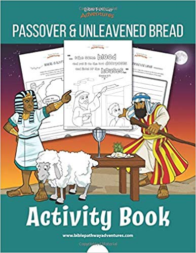 Passover-and-Unleavened-Bread-Activity-Book