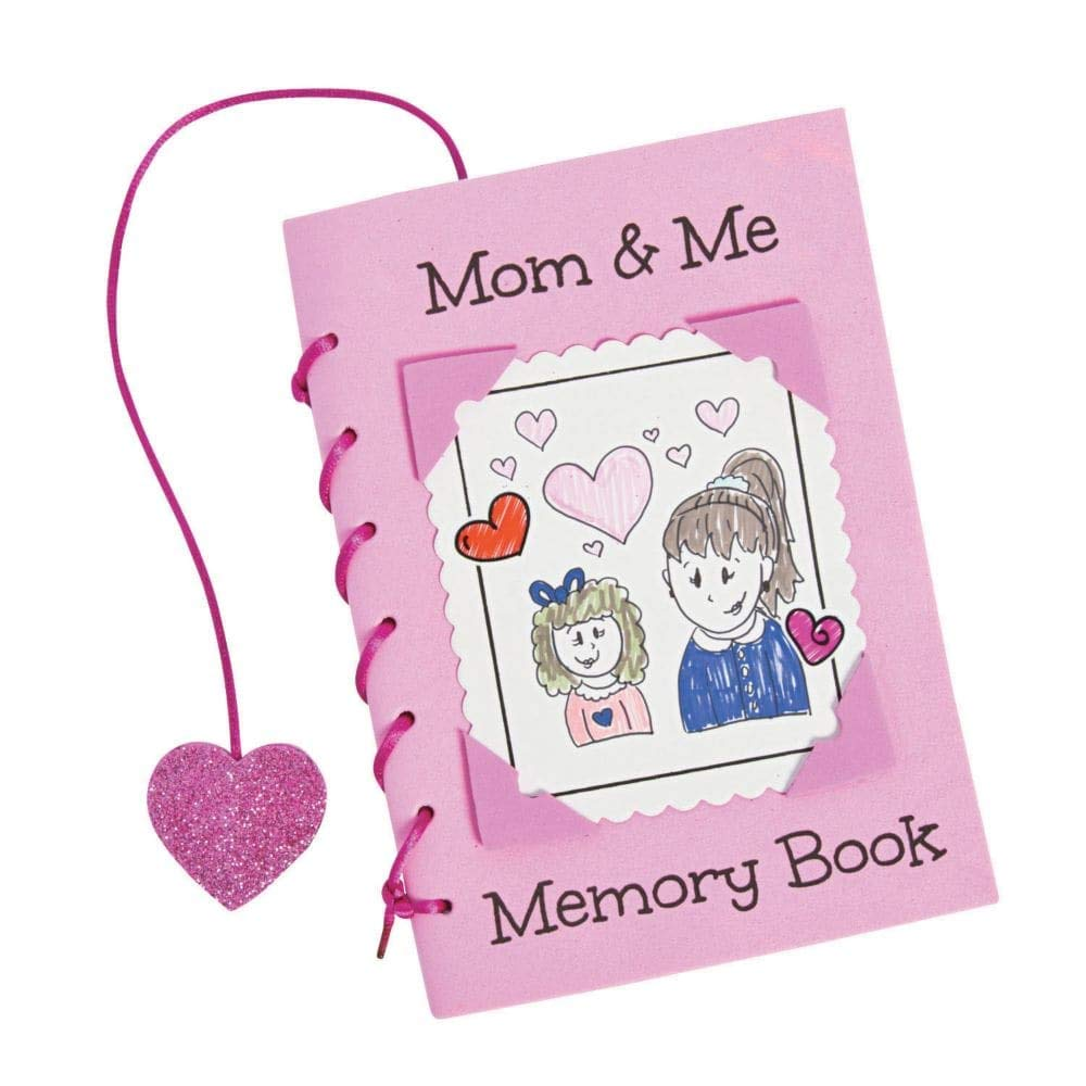 Mommy--Me-Memory-Book-Craft-Kit